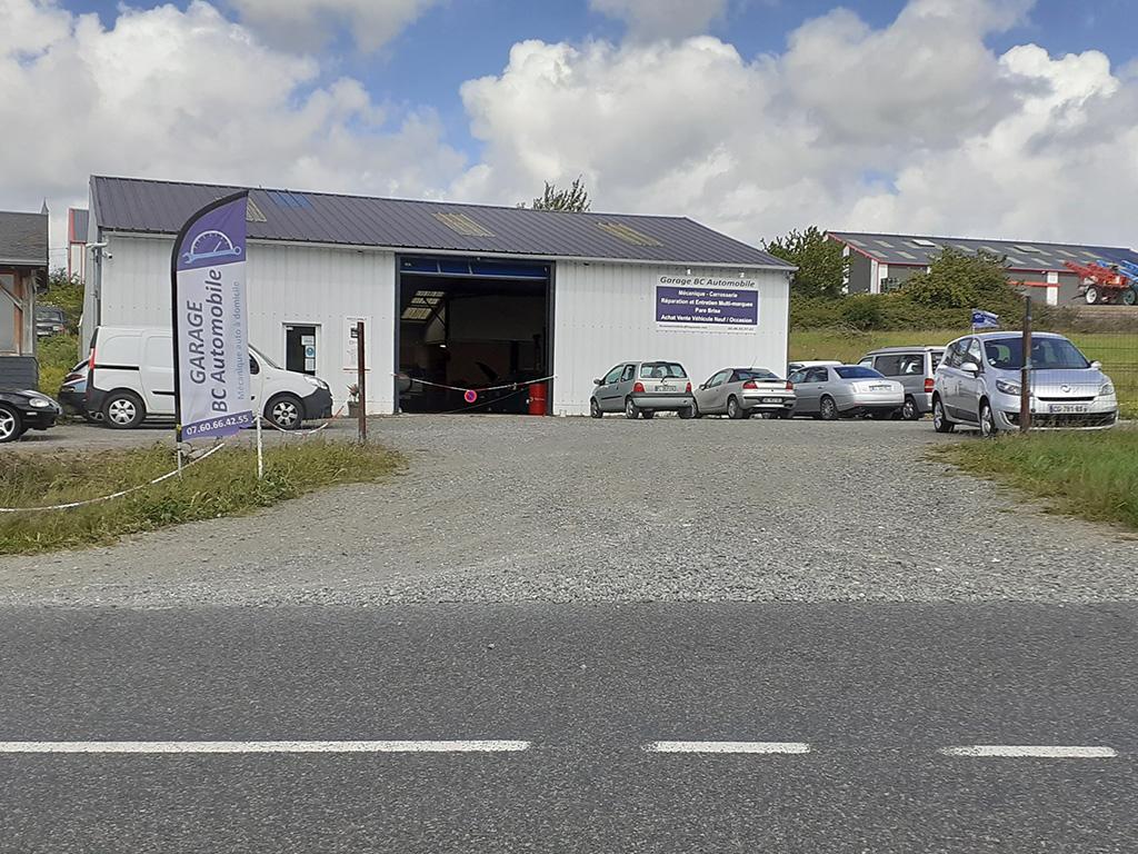 Garage Savigny-sur-Braye : garage auto et mécanicien à domicile 9